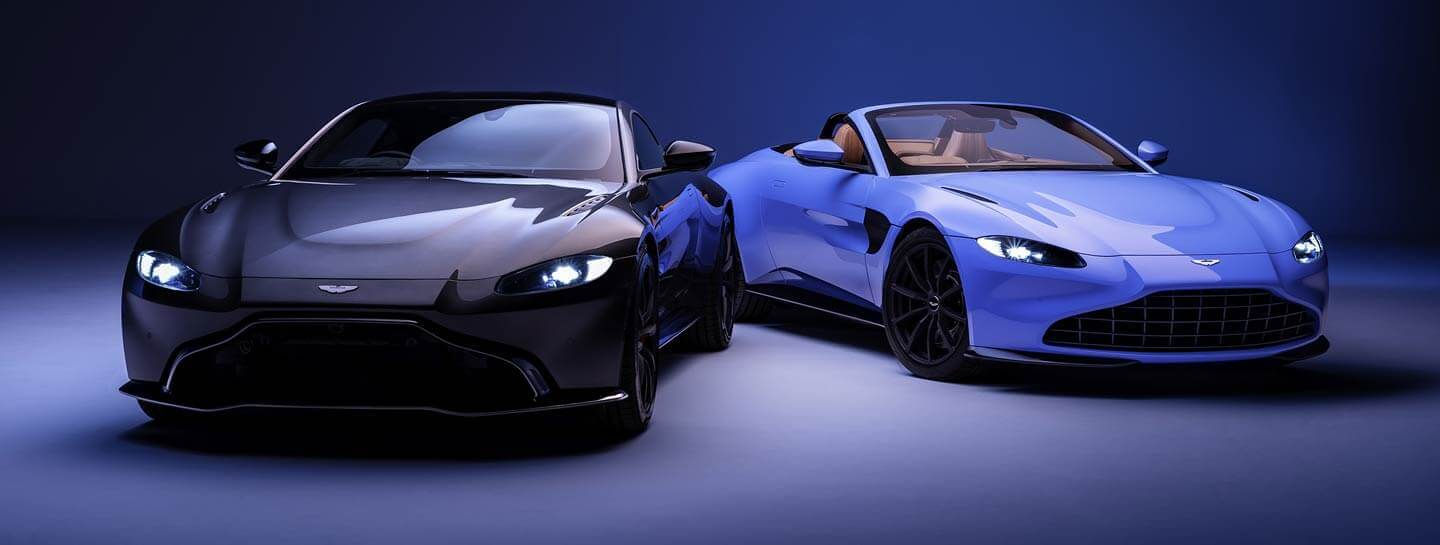 Coupe/Roadster/AMR