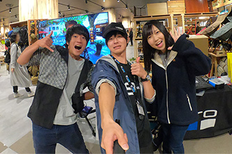 GoPro Demonstration Event 'GoPro Tryout' (+ Special deals on merchandise) November 9 - 10 @ Alpen Outdoors -- LaLaport Numazu